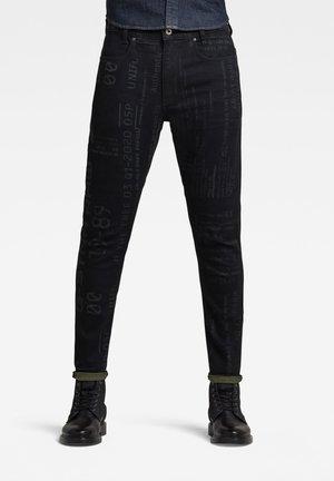 D STAQ - Jeans slim fit - cobler laser asfalt propaganda