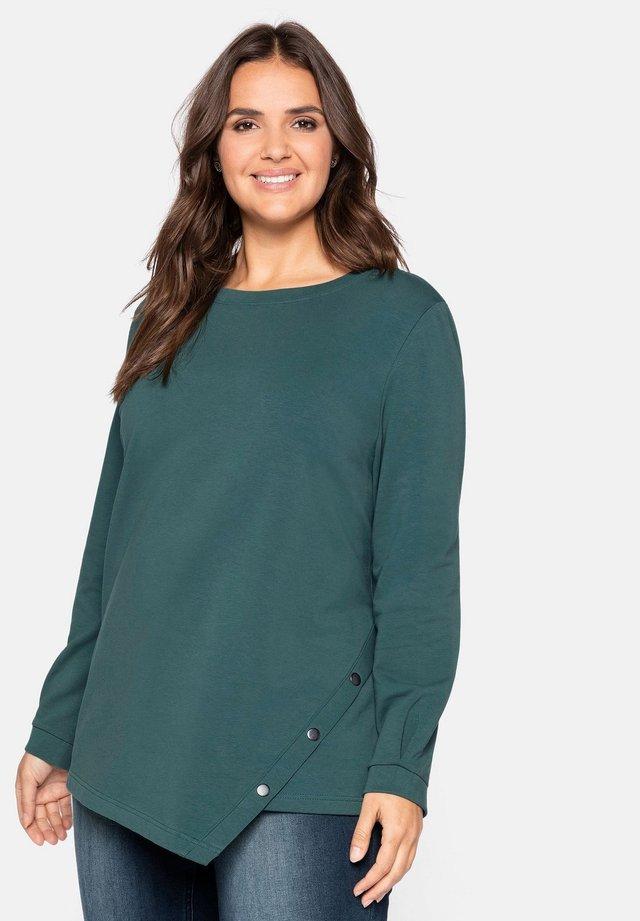 Sweatshirt - jade
