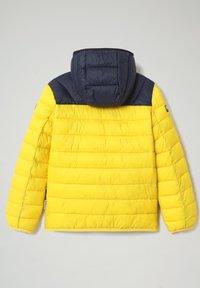 Napapijri - AERONS - Winter jacket - yellow oil - 1