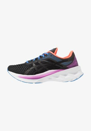 NOVABLAST - Obuwie do biegania treningowe - black