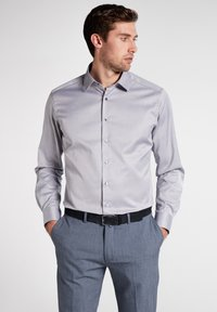 Eterna - MODERN FIT - Businesshemd - grey - 0