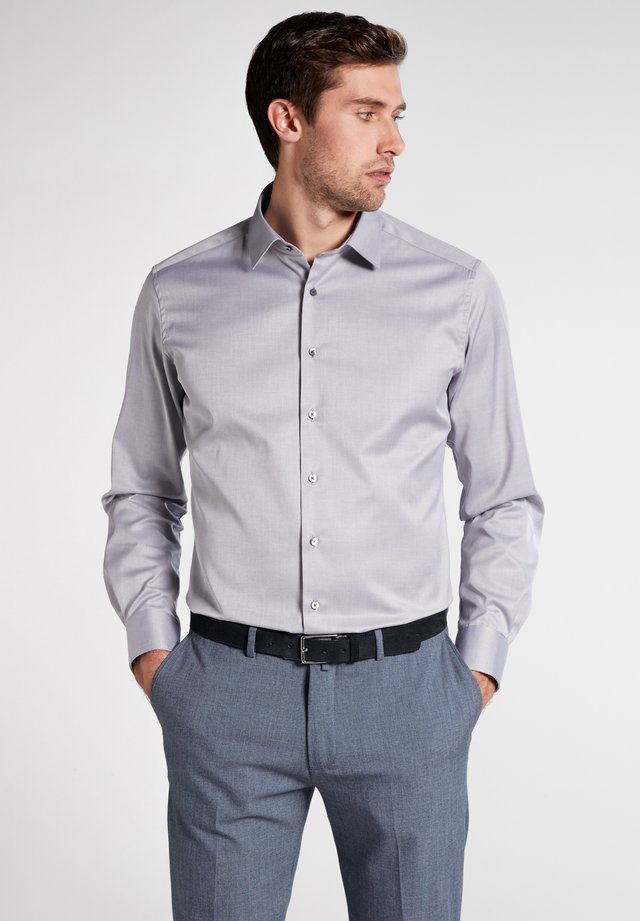 MODERN FIT - Formal shirt - grey