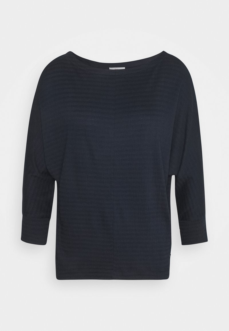 s.Oliver - Long sleeved top - navy