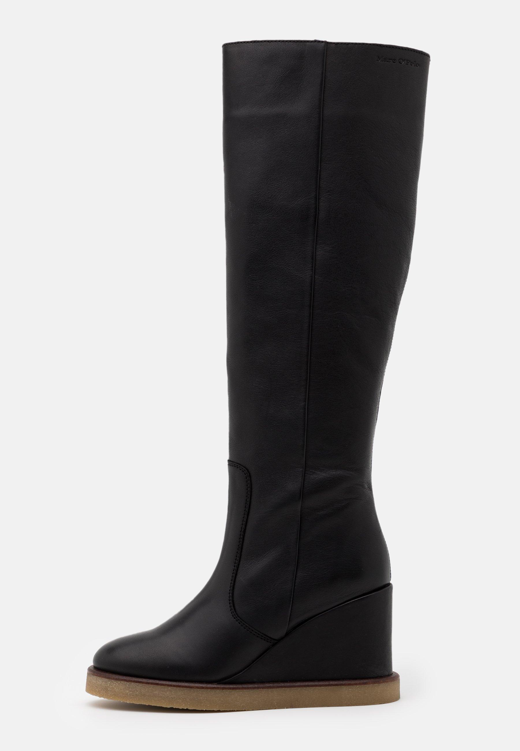 Sleehak laarzen outlet online kopen | ZALANDO | Laarzen