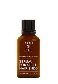 YOU & OIL - REGENERATING SERUM FOR SPLIT HAIR ENDS - Hair treatment - - - 1