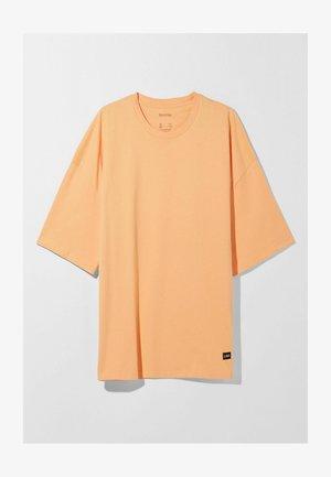 OVERSIZED UNISEX - T-shirt basic - orange