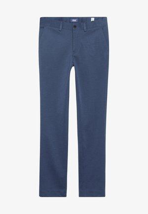 JPRSTEVEN TROUSER - Chino kalhoty - estate blue