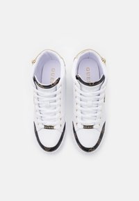 Guess - RIGGZ - High-top trainers - white/brown - 5