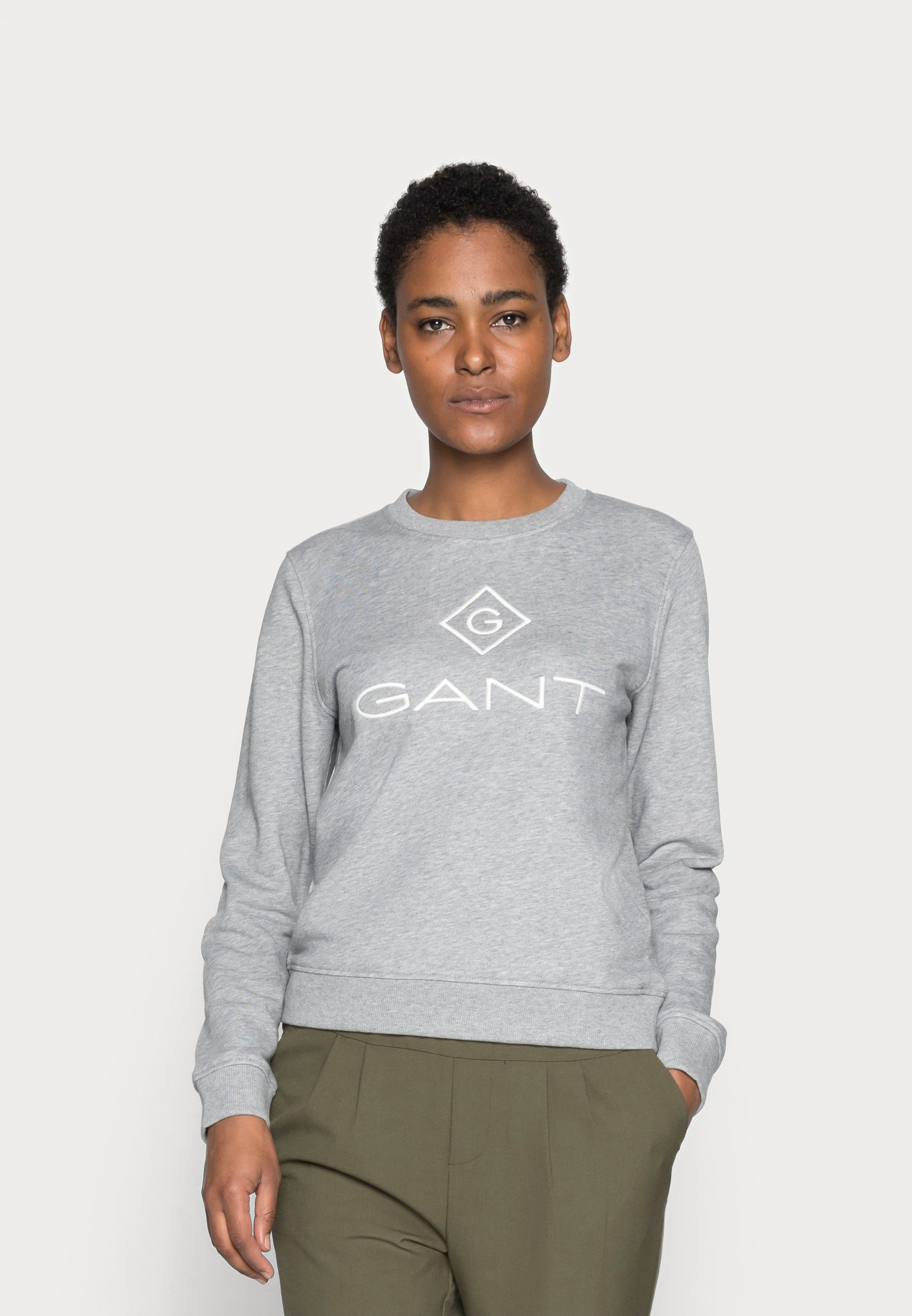 Women LOCK UP C-NECK - Sweatshirt