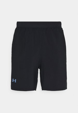 LAUNCH SHORT - Träningsshorts - black