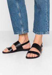 Vagabond - TIA - Sandals - black - 0