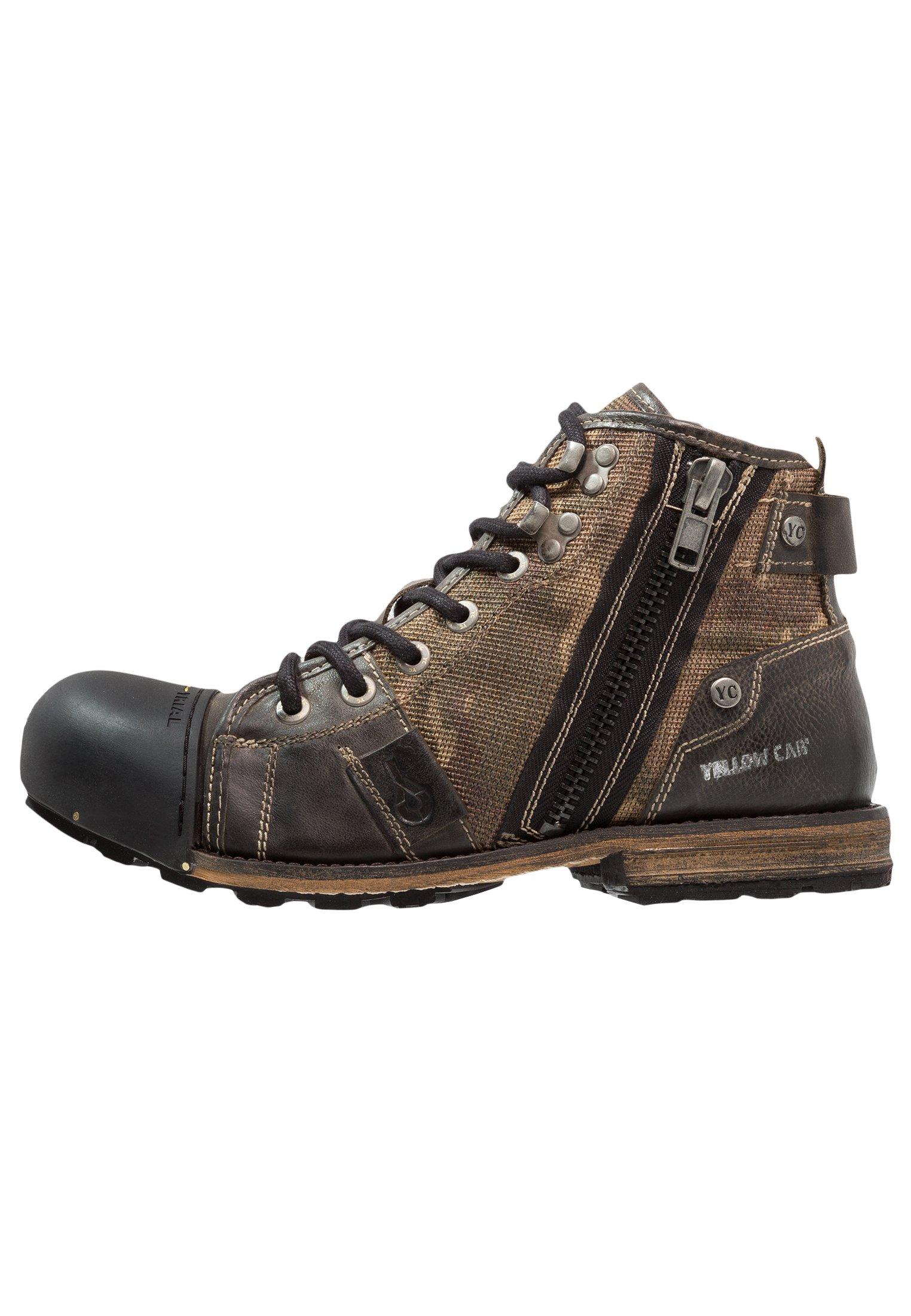 Men INDUSTRIAL - Cowboy/biker ankle boot