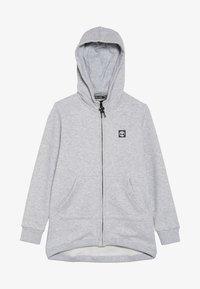 Timberland - Zip-up hoodie - meliertes grau - 3