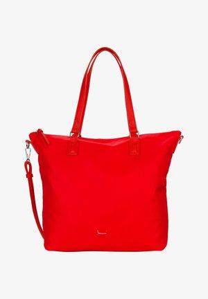 ANNA SHOPPER TASCHE - Shopping Bag - red
