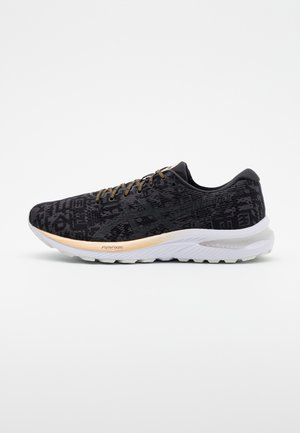 GEL CUMULUS 22 SOUND TOKYO - Neutral running shoes - black/graphite grey