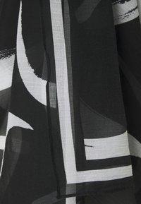 Seafolly - NEW WAVE PAREO - Beach accessory - black - 5