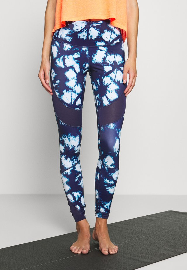 TIE DYE - Leggings - astral aura