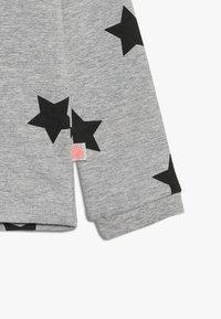 Lemon Beret - SMALL GIRLS - Sweater - grey melange as swatch - 4