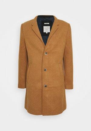 Classic coat - hay beige