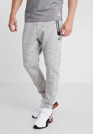 CORE GYM TECH - Jogginghose - light grey marl