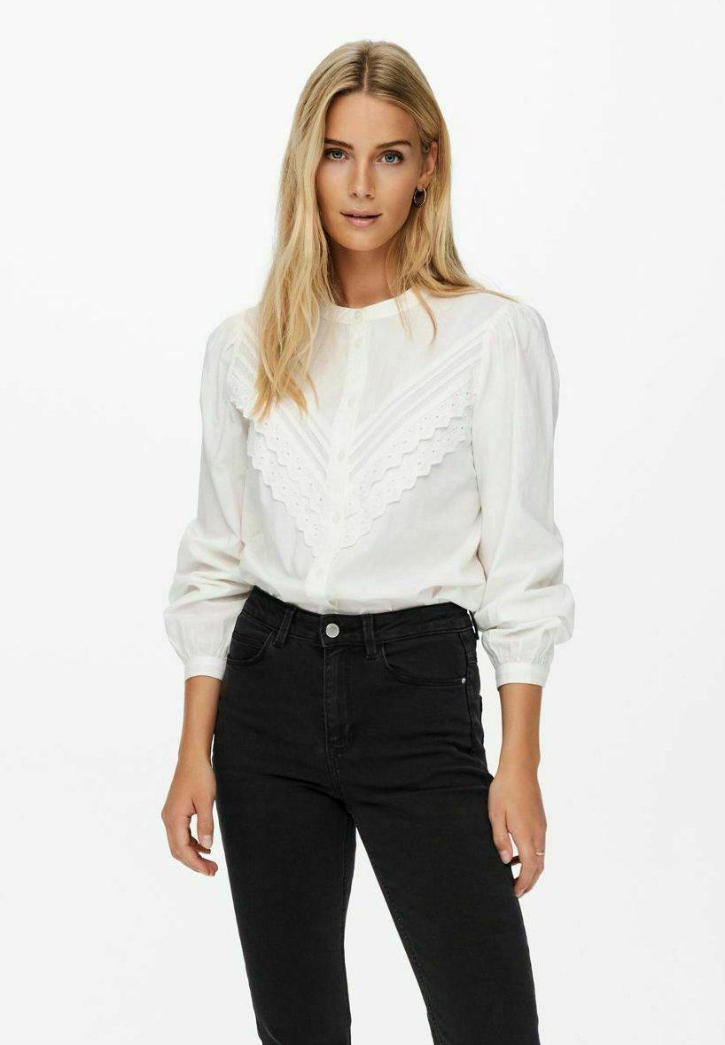 Damen DETAILREICHER - Langarmshirt