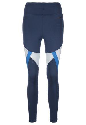 Leggings - tech indigo/sky tint/glory blue /black
