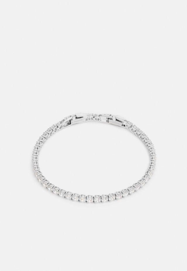 TENNIS BRACELET - Armband - white