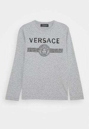 MAGLIETTA MANICA LUNGA - T-shirt à manches longues - grigio chiaro melange
