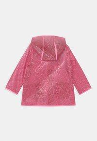 Marks & Spencer London - RAINBOW  - Waterproof jacket - pink - 1