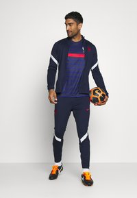 Nike Performance - FRANKREICH FFF DRY SUIT SET - Equipación de selecciones - blackened blue/university red - 1