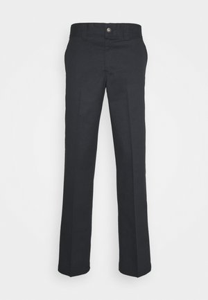 INDUSTRIAL - Trousers - black