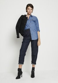 G-Star - RELAXED - Button-down blouse - rinsed - 2