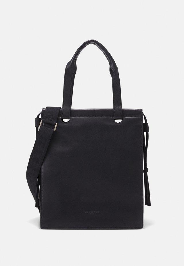 JILL - Handtasche - black