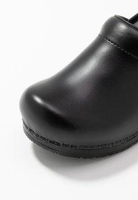 Sanita - ORIGINAL-PROF. - Slipper - black - 2