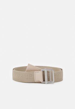 ESSENTIAL BELT  - Belt - beige
