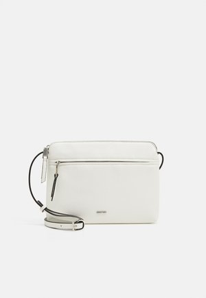 CROSSBODY BAG BALLOON - Across body bag - white