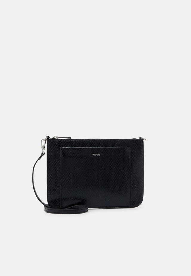 CROSSBODY BAG FAME - Olkalaukku - black