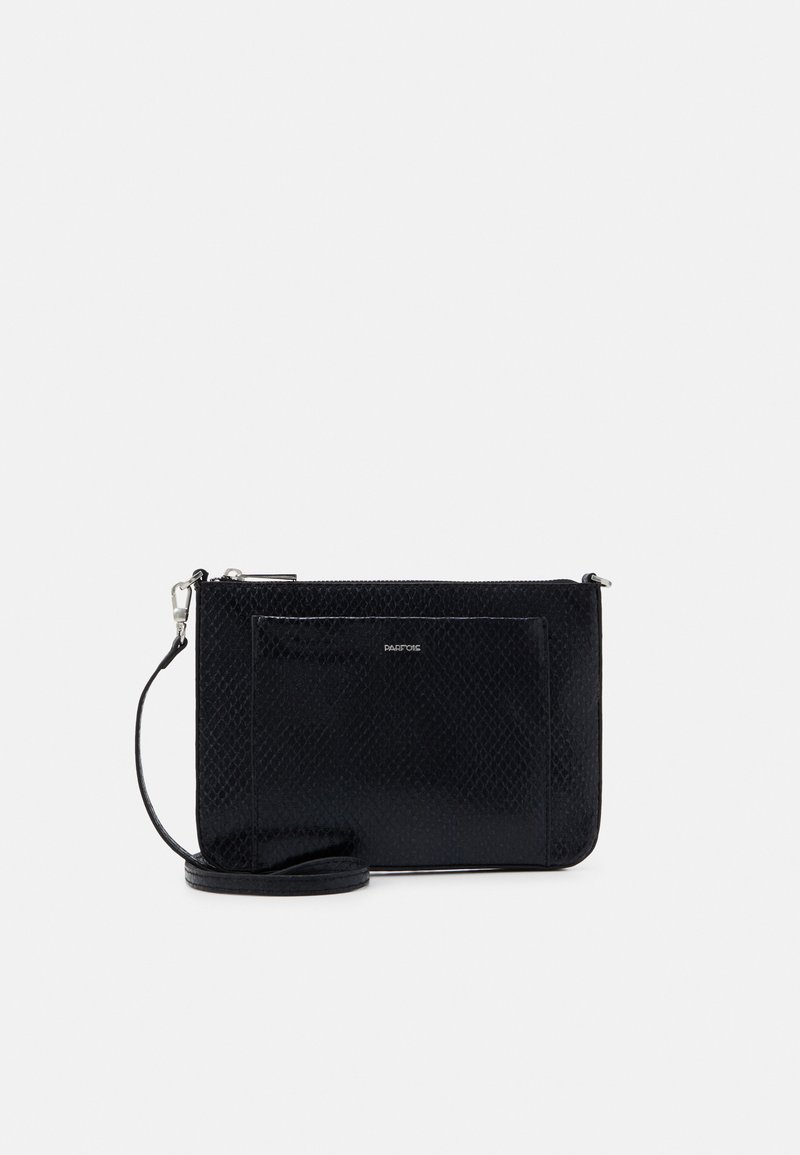 PARFOIS - CROSSBODY BAG FAME - Skulderveske - black