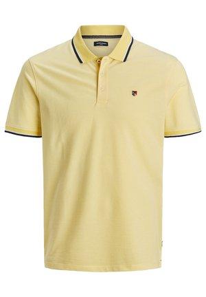 Polo shirt - sun yellow