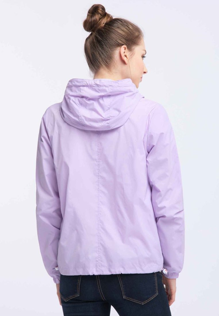 myMo Outdoorjacke lilac/flieder