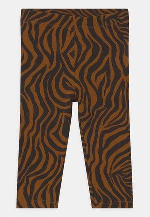 MINI BABY  - Leggings - Trousers - brown