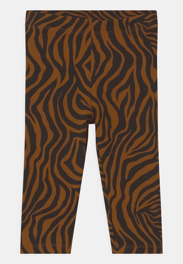 MINI BABY  - Leggings - brown