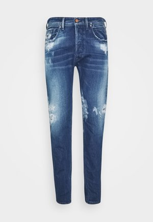 WILLBI - Jeans Tapered Fit - medium blue