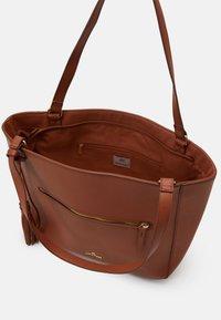 Anna Field - Handbag - 7cognac - 2
