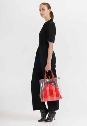 LABEL GRACY - Bolso shopping - red