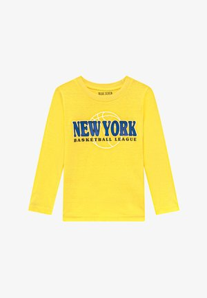 KIDS NEW YORK CITY  - Long sleeved top - gelb