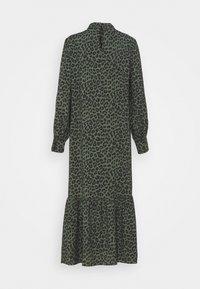 EDITED - TRISH DRESS - Maxi dress - black/green - 1