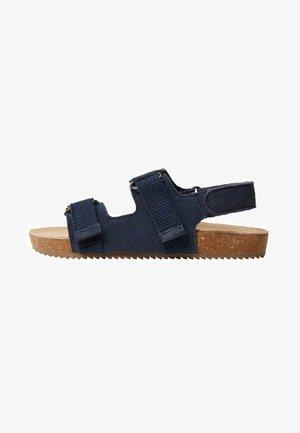 Sandals - dunkles marineblau