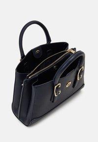 Tommy Hilfiger - HONEY SATCHEL - Handbag - blue - 2