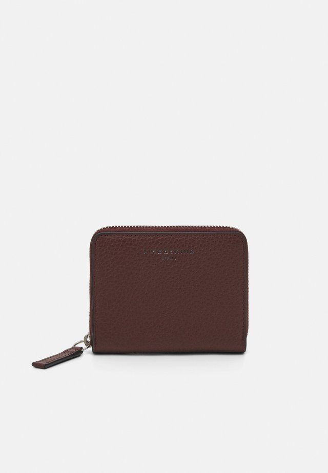HELEN CONNY WALLET MEDIUM - Portfel - merlot